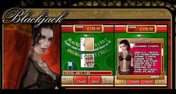 Madame Casino Website