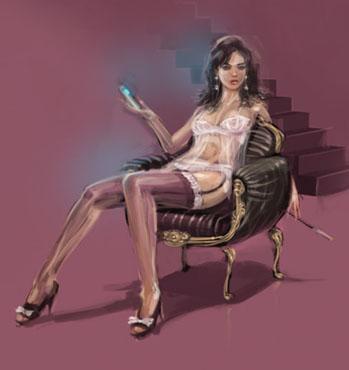 Madame Casino Concept #1