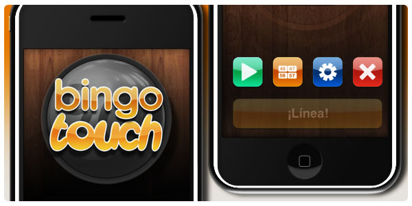 Bingo caller, application pour Iphone et Ipod Touch